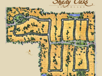 Shady Oaks Southlake Texas
