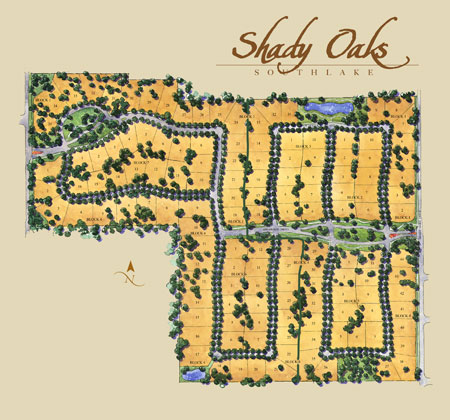 Shady Oaks | Terra Manna - Southlake TX