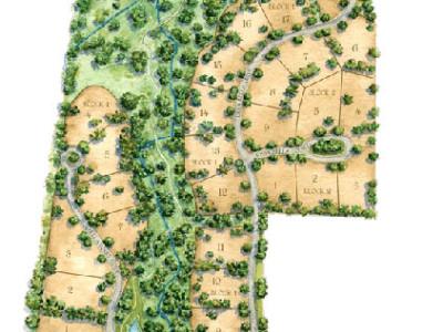 Terra Bella Site Plan