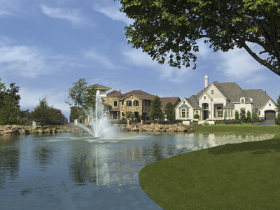Winding Creek residential development