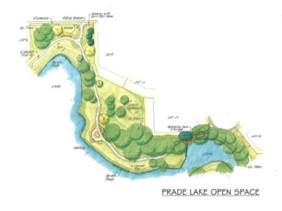Prada Lake and Green Space