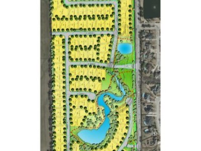 Presentation Site Plan - Winding Creek