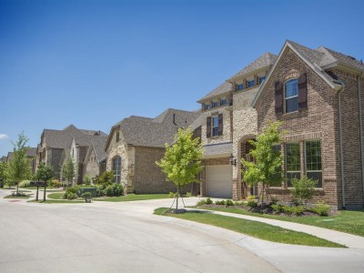 Creekview Southlake - Homes