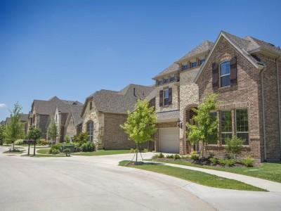 Creekview Southlake - Homes