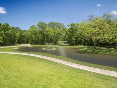 Creekview Southlake - Pond