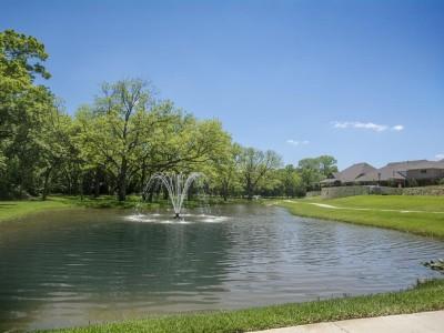 Creekview Southlake - Ponds
