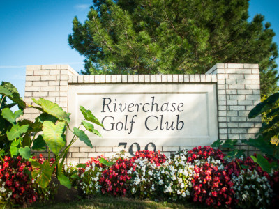Riverchase Golf Club Monument Signage