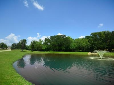 Terra Bella Pond