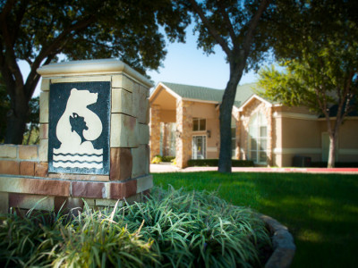 Monument Signage & Logo - The Villages at Bear Creek