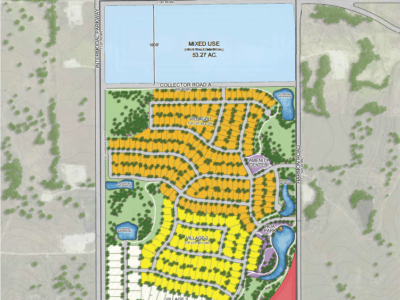 Land Plot - Caraway Development in Haslet TX