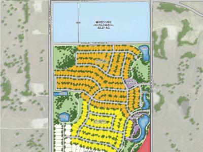 Land Plot - Caraway Development in Haslet TX